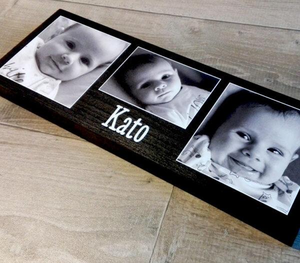 Foto op hout - Origineel Kerstcadeau - Kerstcadeau met foto - hout bedrukken