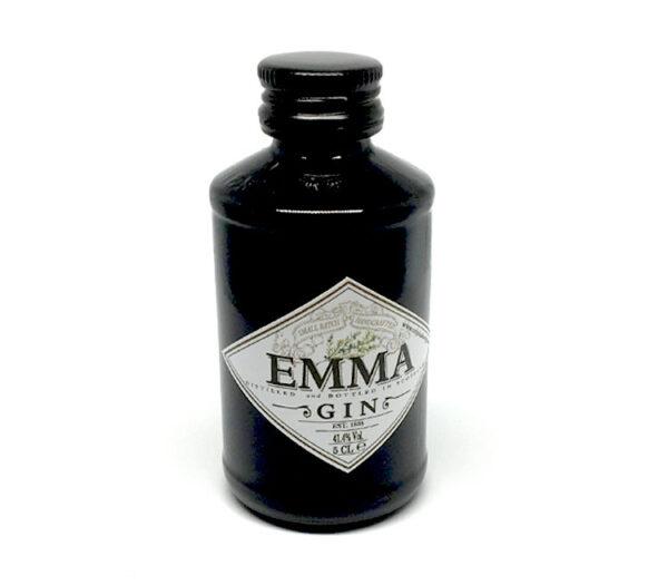 Originele doopsuiker online - Mini drankflesje met naam - Mini hendricks gin met naam als originele doopsuiker