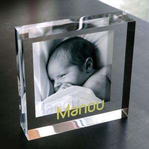 Foto op glas kadootjes en gepersonaliseerd cadeau met foto als originele geschenken