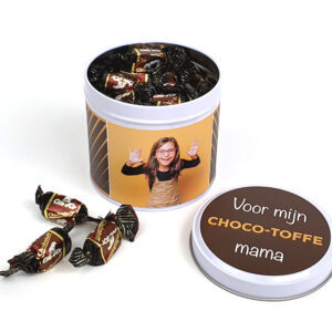 Chokotoff cadeau - Moederdag cadeau - Origineel cadeau voor moederdag
