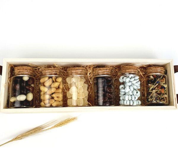 Tasting box - Origineel snoepcadeau met tekst